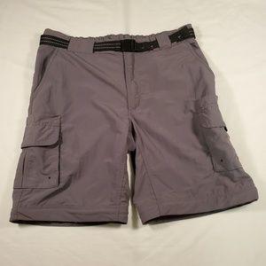Magellan Mens Fish Gear shorts MagRepel sz Med